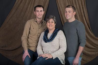 Anita, Joshua & Nicholas