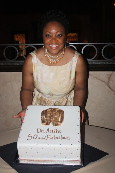 Dr. Anita: BDay Party