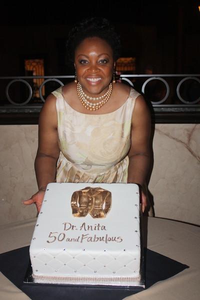 Dr. Anita: BDay Party