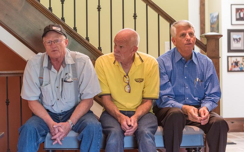 Dan, Darwin & Rod