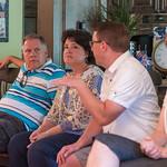 Jeff, Lori, Brian & Marnie