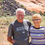 2017-05-16 Eldon Erickson & Anita at Pine Valley & the Mountain Meadow Massacre Historical Site_0004