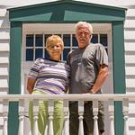 2017-05-16 Eldon Erickson & Anita at Pine Valley & the Mountain Meadow Massacre Historical Site_0010