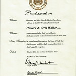 A Congratulations Proclamation from Governor Herbert