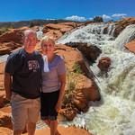 2019-04-26 Kevin & Robyn Martin at Gunlock Falls_0021 - Robyn's Phone