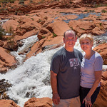 2019-04-26 Kevin & Robyn at Gunlock Falls_0014