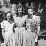 1942 Marva, Carol Rae & Lois