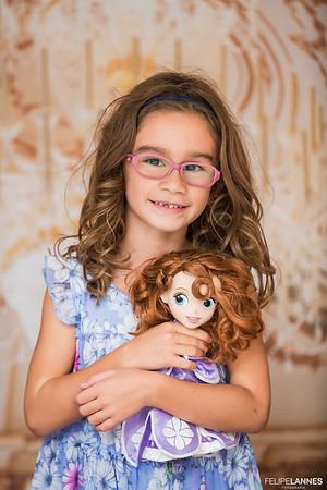 Luiza - 07 anos