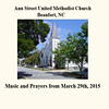 Music and Prayers from March 29, 2015