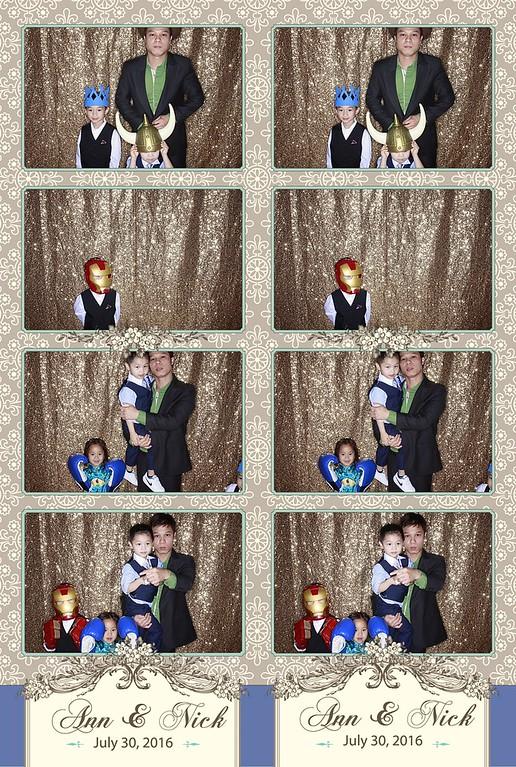 Ann and Nick's Wedding