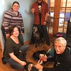 Thanksgiving 2016<br /> W new puppy and Kate and Dylan and Rachel