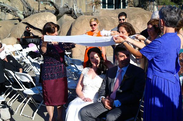 Ann Yousef wedding