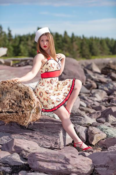 Model: Anne Kumpan