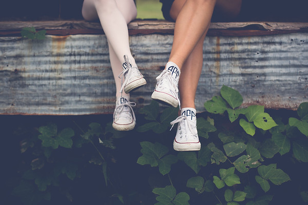 ~Anna & Lilly Grace|Ballerinas~