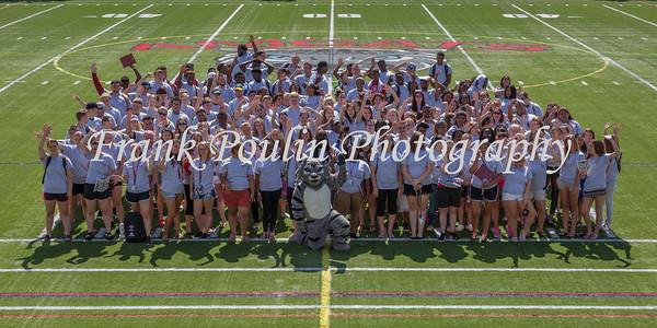 Anna Maria College freshmen 2016