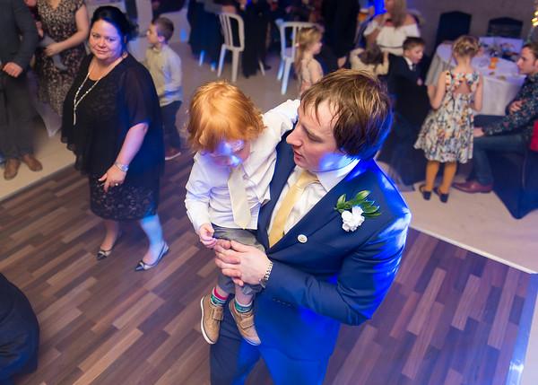 Anna and Steve, Blythe Bridge Wedding Photography