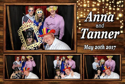 Anna and Tanner's Wedding