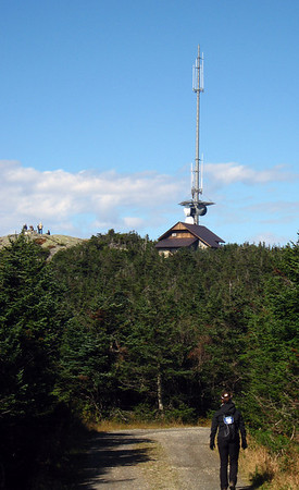 Mount Mansfield Hike
