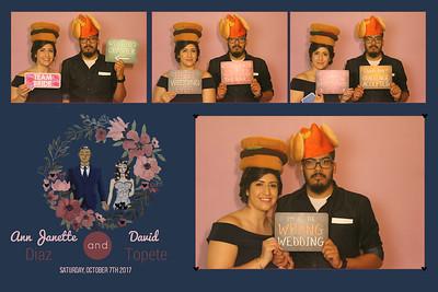 Anna And David Wedding