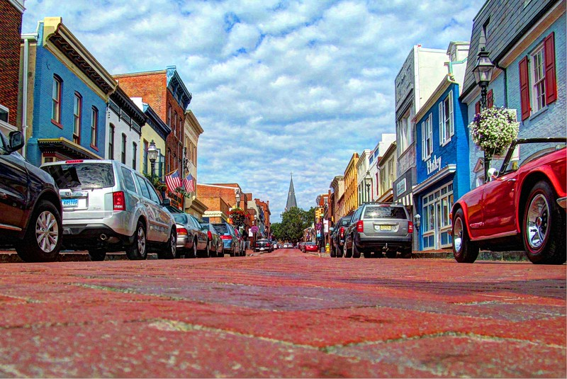 Main Street USA Sept 7, 2014