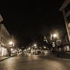 Early Morning, Empty Main Street