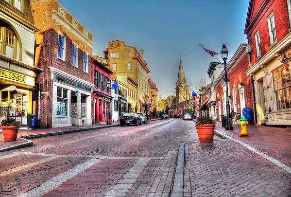 Historic Main Street Annapolis