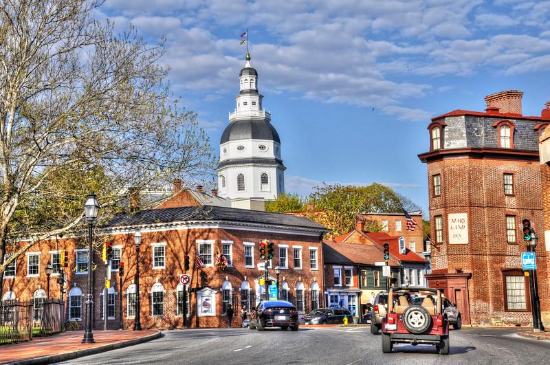 Church Circle Annapolis Maryland