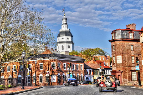 Church Circle Annapolis Maryland