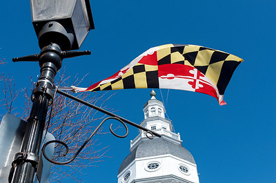 A Blustery Day in Annapolis
