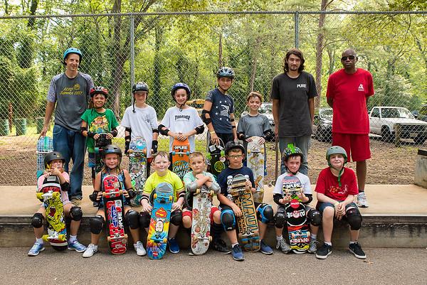 2018 Skate Board Park