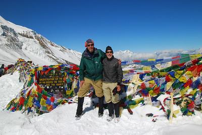 Annapurnas, Thorung La + Manang Trek 2011