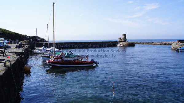 Dunure Harbour West - 1