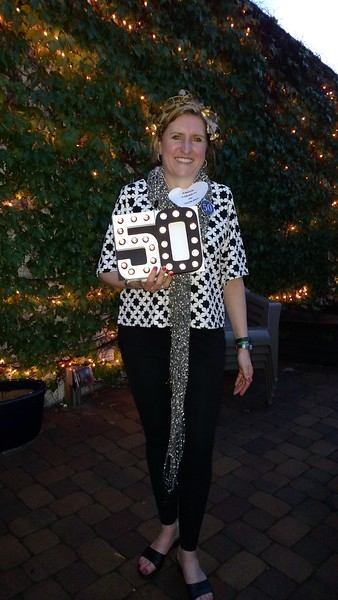 50th Birthday Surprise Party - May 2015