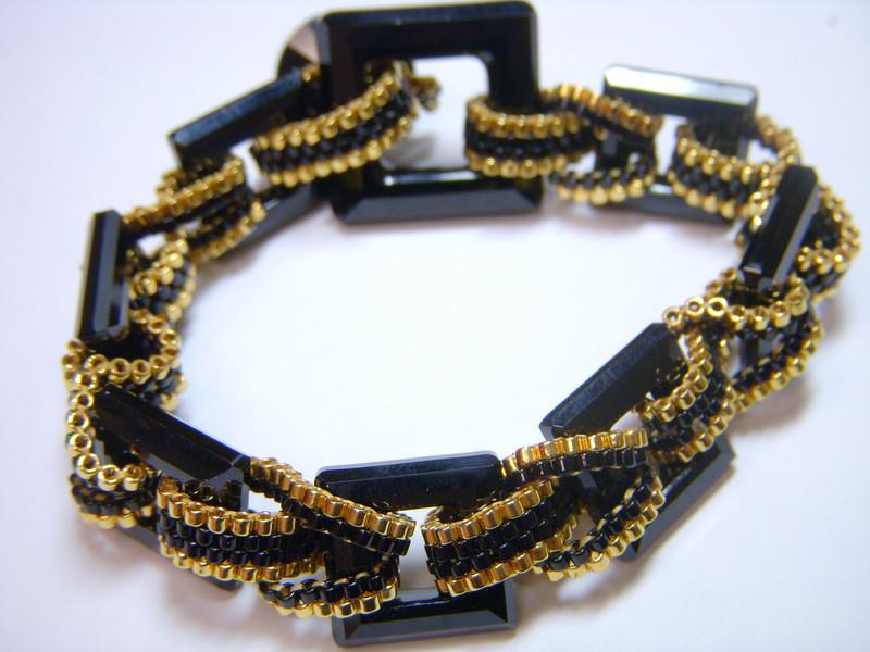 Janice's linked bracelet