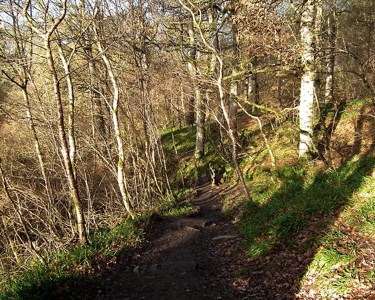 Bellingham in Northumberland