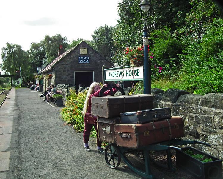 Tanfield Railway