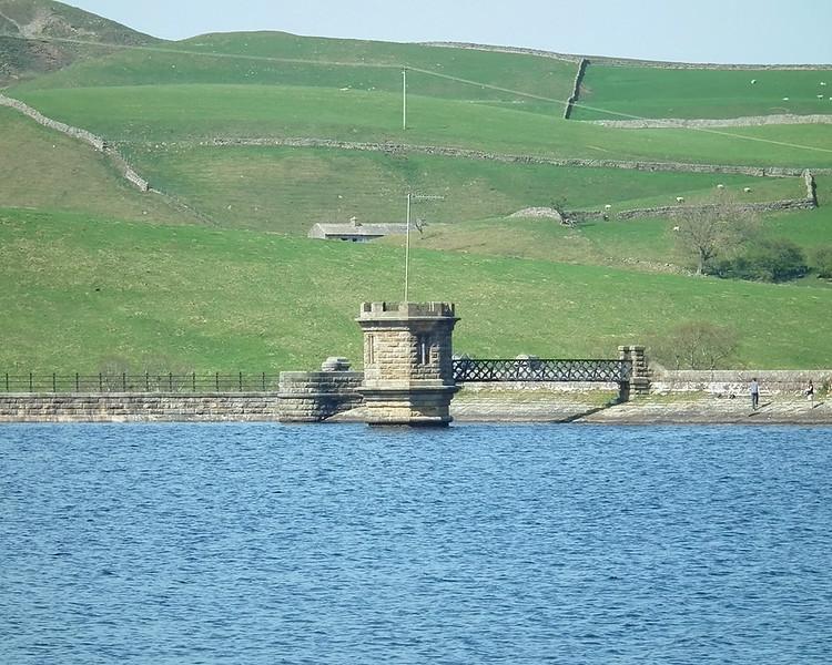 Grassholme Reservoir in Co. Durham