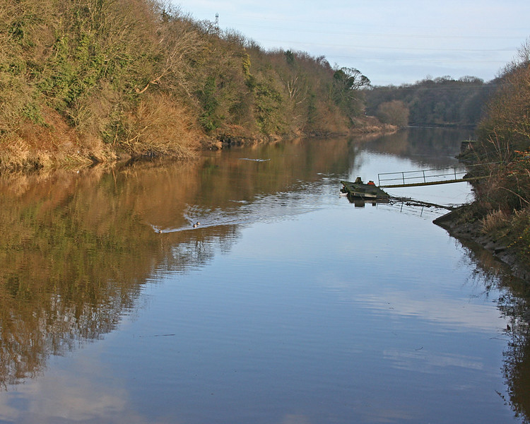 River Wear in Washington