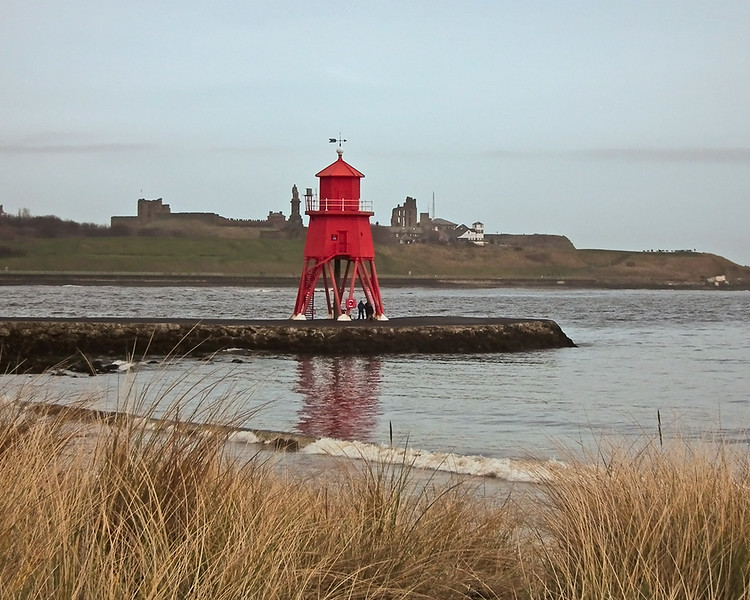 South Shields in March 2018