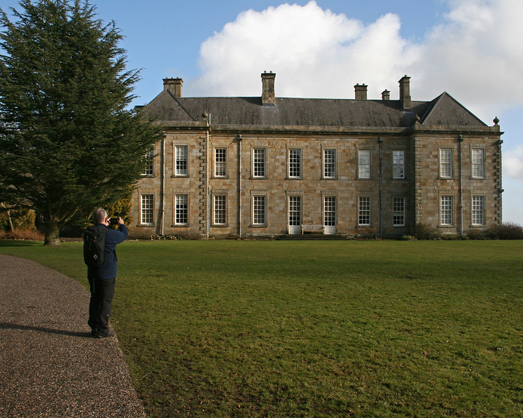 NT Wallington Hall in Northumberland