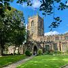 Skipton church