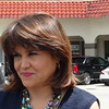 Annette Taddeo At Press Conference On Congressional Inaction On Zika Virus At Office Of Congressman Curbelo In Miami, FL