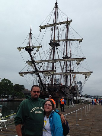 Tall Ships in Portsmouth NH 7-26-2014