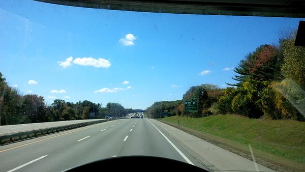 Trip to NC 10-12-2014