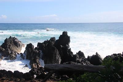 The island of Hawai'i