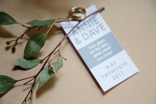 Annie And Dave Wedding