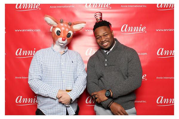 Annie Inc. Holiday 2017