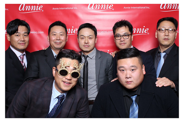 Annie Inc. Holiday Party 2017