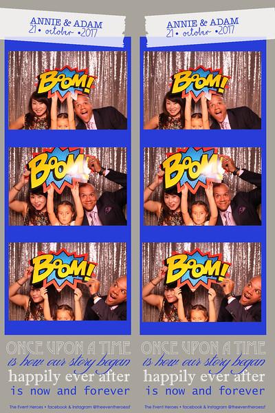 Annie & Adam's Wedding  |  10.21.2017