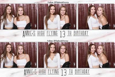 Annie's 13th